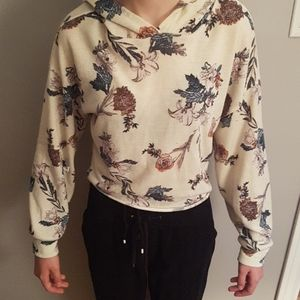 Other - Girl's Floral Hoody
